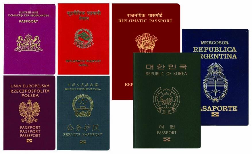 2021년 세계에서 가장 영향력 있는 여권