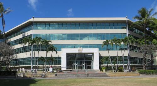 Queen Liliuokalani building