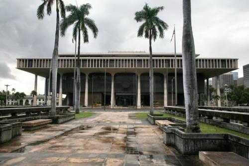 Hawaii State Capitol, Honolulu