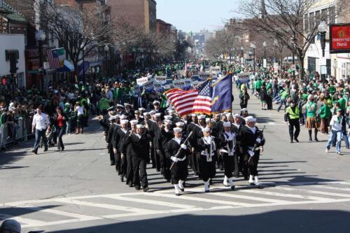 Patricks Day Parade