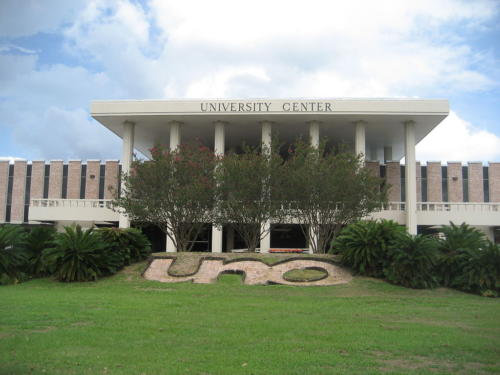 UNO University Center Front