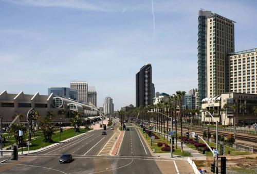 Harbor Drive, San Diego