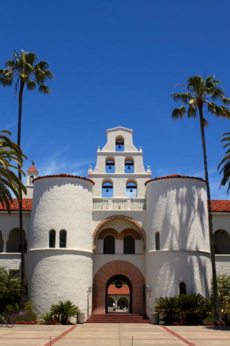 Hepner Hall, San Diego State University