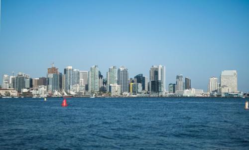 San Diego skyline 18