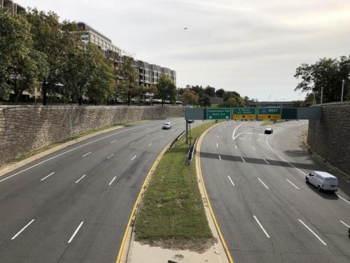 Interstate 66 (Potomac River Freeway)