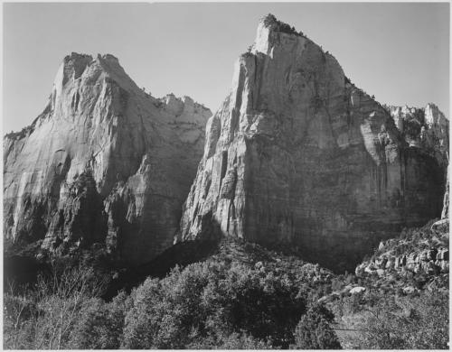 Ansel Adams National Archives