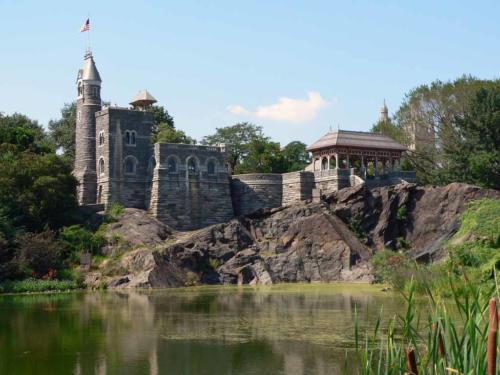 벨베디어 성 (Belvedere Castle)