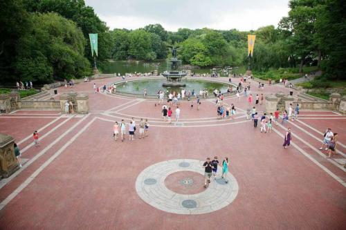 베데스다 분수 (Bethesda Fountain)